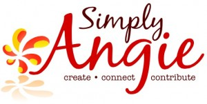 Simply Angie test logo