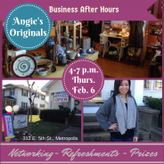 We're hosting a Business-After-Hours!